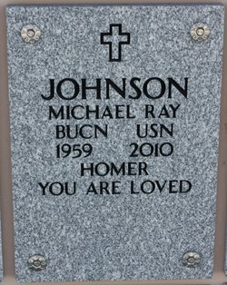 Michael Ray Johnson