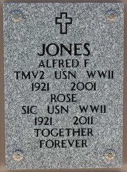 Alfred Franklin Jones