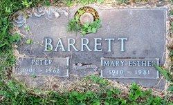Mary Esther Barrett