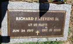 Richard Fowler Stevens, Sr.