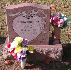 Torow Dorthea Jones
