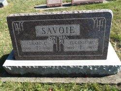 """Edward Calix """"Eddie"""" Savoie"""