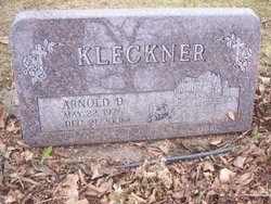 Arnold D. Kleckner