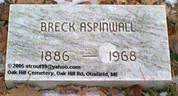 Breck Aspinwall