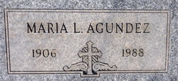 Maria L Agundez