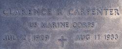 Clarence Robert Carpenter