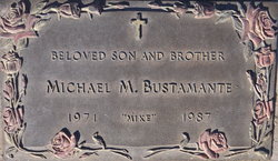 "Michael M ""Mike"" Bustamante"