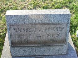 Elizabeth A <I>Zewe</I> Meighen