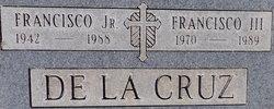 Francisco De La Cruz, Jr