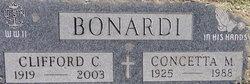 Concetta M Bonardi