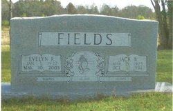 Evelyn <I>Rozier</I> Fields