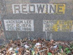 Jackson Lee Redwine