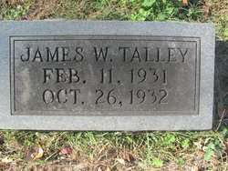 James W Talley