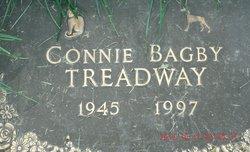 Connie <I>Bagby</I> Treadway
