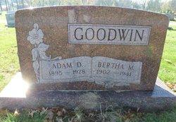 Bertha May <I>Lantz</I> Goodwin