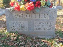 Julia L McCollum