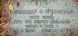 Charles F Williams