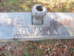 Lola L Bowman