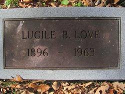 Lucile B Love