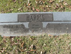 Lucile K Harris