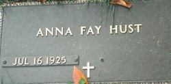 Anna Fay Hust