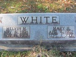 Melvin M White
