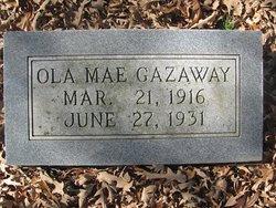 Ola Mae Gazaway