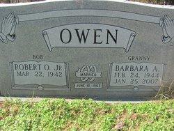 Robert O Owen, Jr