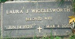 Laura J Wigglesworth