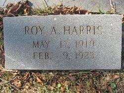 Roy A Harris