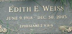 Edith E Weiss
