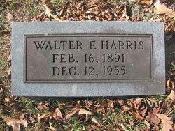 Walter F Harris