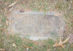 Billy Gene Bumgardner