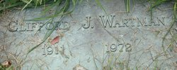 Clifford J Wartman