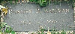 Dorothy Darlene <I>Henry</I> Wartman