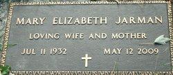 Mary Elizabeth Jarman