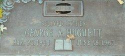 George A Hughett