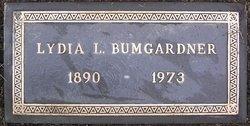 Lydia <I>Lee</I> Bumgardner
