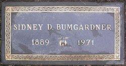Sidney Dale Bumgardner