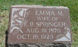 Emma May <I>Allison</I> Springer