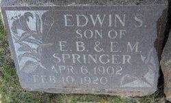 Edwin Slyvester Springer
