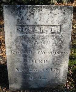 Susan <I>Bartlett</I> Thompson