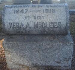 Reba A. McGlees