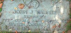 John J Wagner