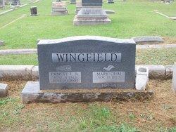 """Emmett L """"Eli"""" Wingfield"""