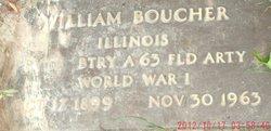 William Boucher