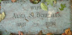 Alma S Boucher