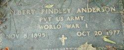 Albert Findley Anderson