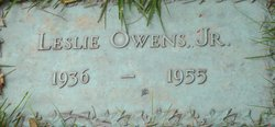 Leslie Owens, Jr