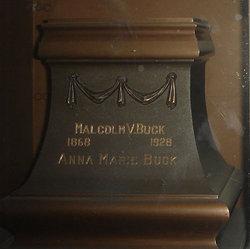 Anna Marie <I>Keller</I> Buck